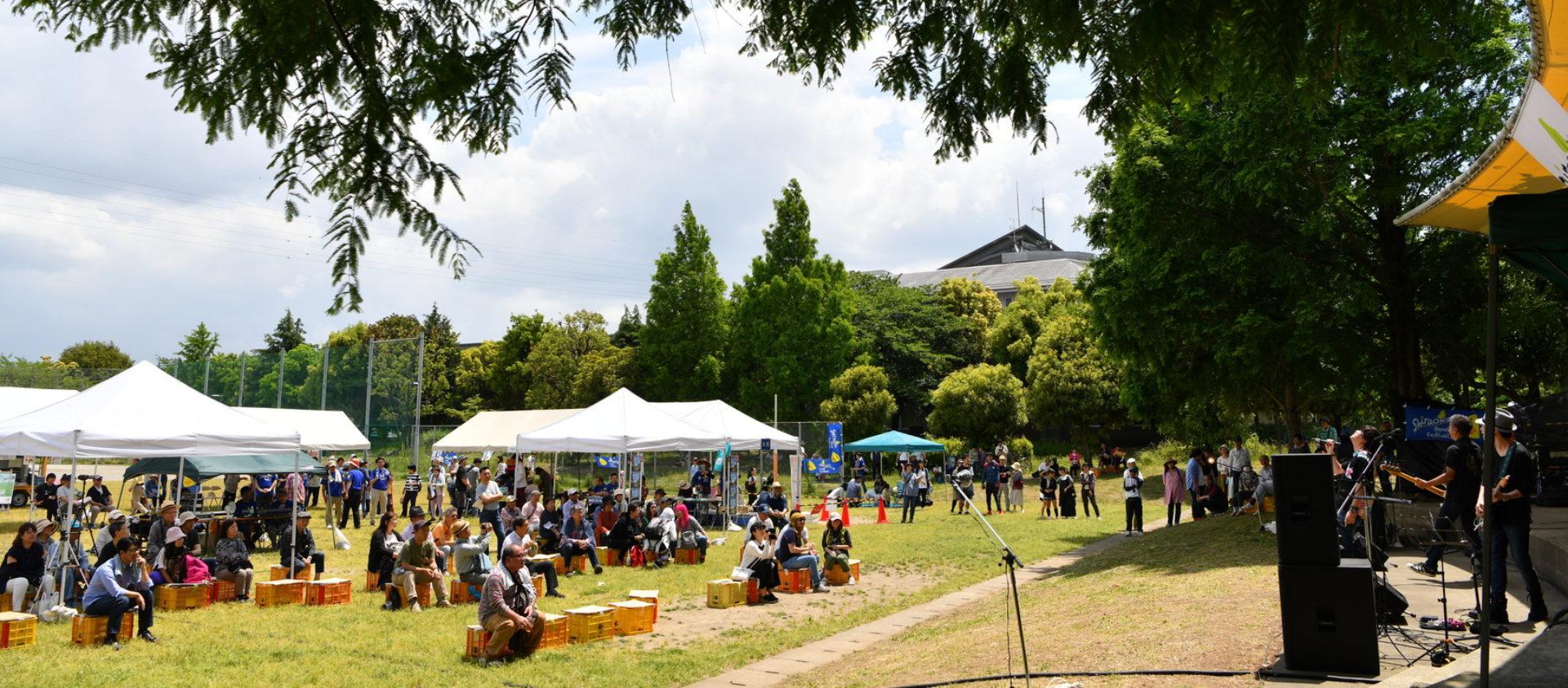 白岡バンドフェスティバル -Shiraoka Band  Festival-